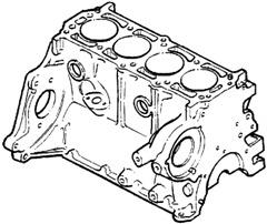 蘇A's 部落格: OPEL C16SE Engine Parts